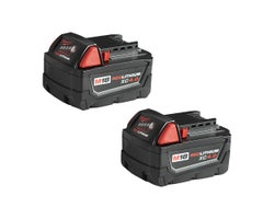 Extended Capacity Battery Pack REDLITHIUM XC 18 V (4,0 Ah) 2-Pack