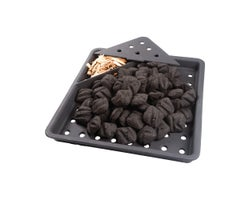 Charcoal and Smoker Tray