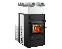 Heatpro Wood Furnace
