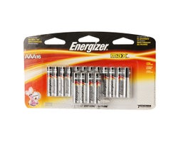 Energizer Max AAA Batteries (16-Pack)
