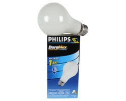 Ampoule incandescente à 3 intensités A2130/70/100 W