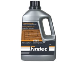 Satin Finitec 6000 Water-Based Furniture and Woodworks Finish 1 L