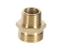 Adaptateur pour tuyau d'arrosage 3/4 po x 1/2 po (MH x M)