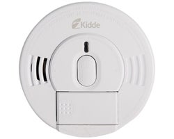 120 V AC Smoke Alarm with Battery Backup