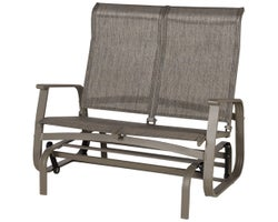 Sublime Patio Loveseat Glider