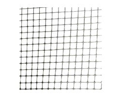 Galvanized Metal Mesh - 3 ft. x 25 ft. (1/4 in. Squares)