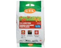 Engrais d'automne pour pelouse 12-0-18, 6 kg