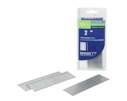 #18 Steel Finishing Nails 2 in. 1000/Box