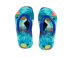 Aimants babouches Toucan(Paquet de 2)