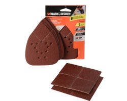 Mouse Sandpaper Assortment #80 (5-Pack)
