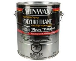 Vernis au polyuréthane pour plancher lustré 3,78 L