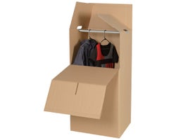 Carboard Wardrobe Box 23 in. x 47 in.