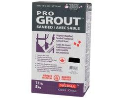 Black Sanded Grout 5 kg