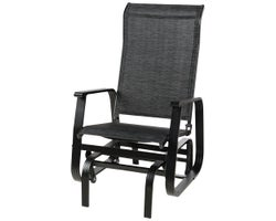 Sublime Patio Glider Chair