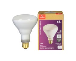 BR30 Incandescent Reflector Light Bulb 65 W