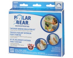 Window Insulation Kit 64 in. x 42 in.