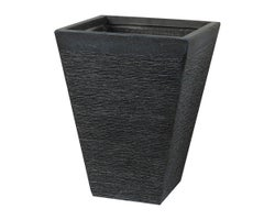 Square Flower Pot 11-1/2 in.