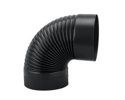 Stovepipe Elbow 6 in.