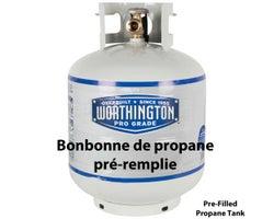 Bonbonne de propane OPD pré-remplie 20 lb