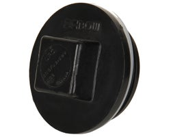 ABS Threaded Plug - 1-1/4 in.