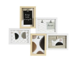 Photo Collage Wall Decoration 22-3/8in.x18-1/8in.
