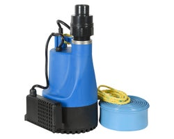 Utility Submersible Pump 1/2 HP