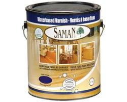 Semi-Gloss Water-Based Floor Varnish 3.78 L