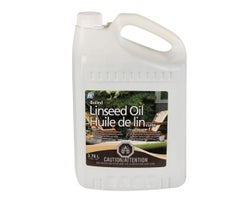 Linseed Oil - 3.78 L