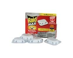 Appâts à fourmis Raid Max (Paquet de 4)