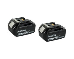Batteries 18 V Makita (Paquet de 2)