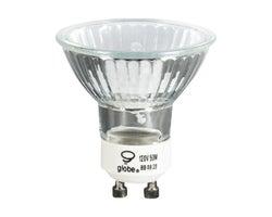 MR16 (GU10) Halogen Reflector Light Bulbs 50 W (2-Pack)