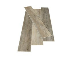 RevoPlus SPC Vinyl Flooring 5.5 mm Alabaster