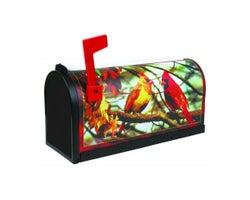 Cardinal Post Mount Plastic Mailbox