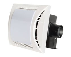 Bathroom Fan w/ Light 110 CFM