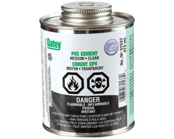 PVC Glue - 473 ml
