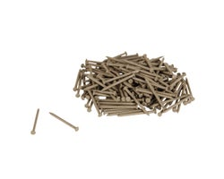 Ash Panel Board Nails - , 1 in. (Box of 80)