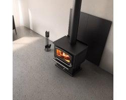 Certified Wall Heat Shield System
