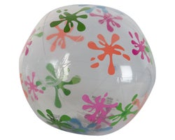 Ballon de plage gonflable20 po