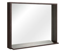 Felicia Mirror with Shelf 35-7/16 in. x 25-3/8 in.