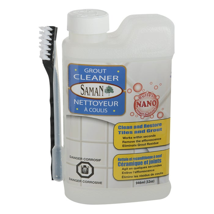 Grout Cleaner 946 Ml Saman Canac