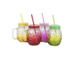 Ensemble de 4 tasses