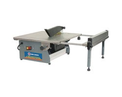 Portable Tile Saw with Extension - 7 in.