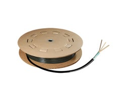 Système de plancher chauffant , Câble libre CAG 80 pieds linéaires - 120 V