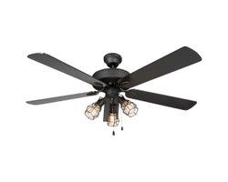 Ventilateur de plafond Retro 52 po