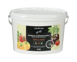Tomato & Vegetable Fertilizer 15-15-30, 2 kg