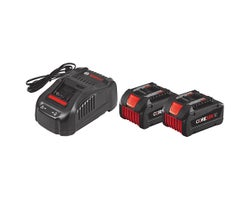 CORE18V Starter Kit with Charger and 2 Batteries 6,3 Ah