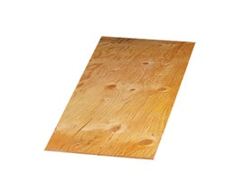 Fireproof Standard , B.C. Fir Plywood , 1/2 in. x 4 ft. x 8 ft.
