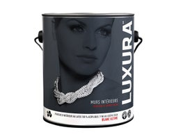 Luxura Interior Wall Latex Paint Ultimate White 3.7 L