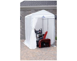 Snow Blower Shelter 5 ft. X 8 ft