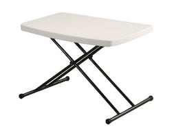 Table pliante ajustable 30 po